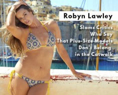 Robyn Lawley - Plus-Size Models