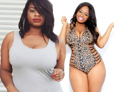 Plus-Size Model Thickleeyonce