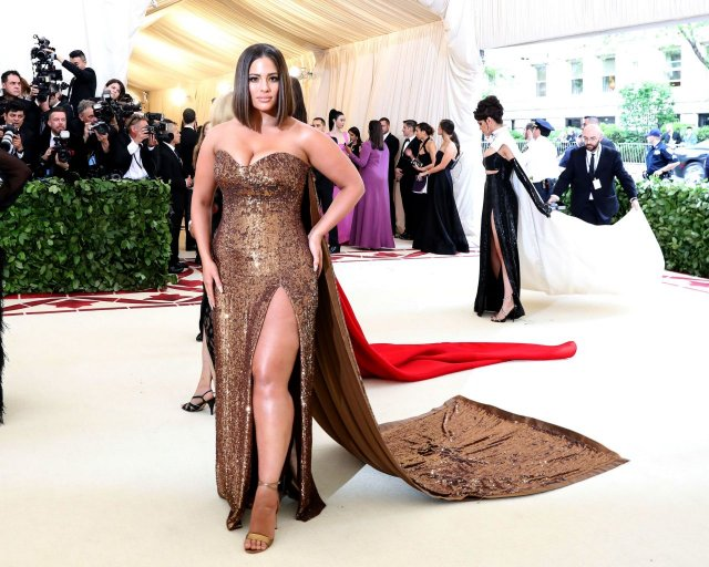 Ashley Graham Met Gala 2018
