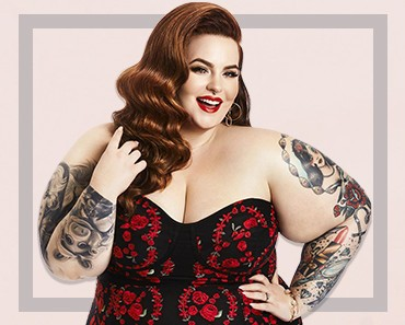 Plus-Size Model Tess Holliday