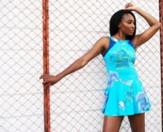 Venus Williams Introduces Plus-Size Collection