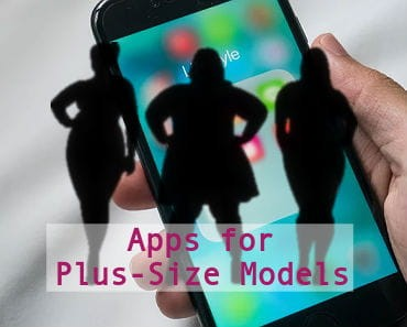 Apps for Plus-Size Models