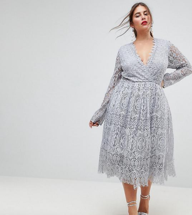 Clothing Brands for Plus-Size Women - Asos Curve