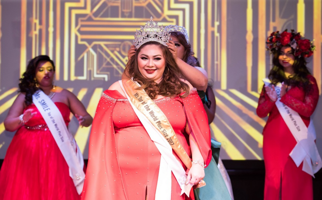 Plus-Size Beauty Pageants - Miss Top of the World Plus-Size