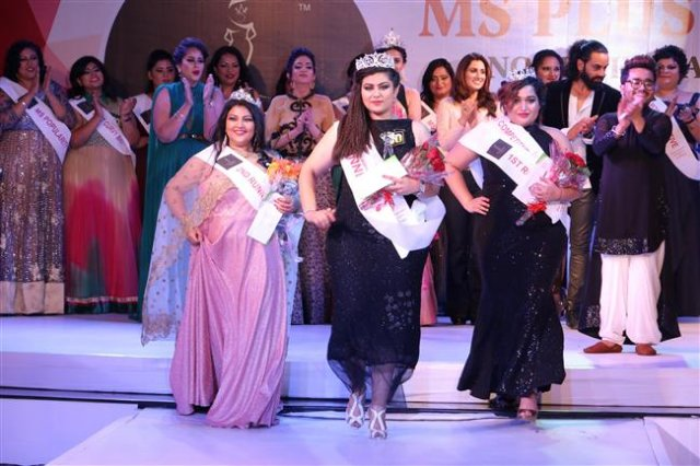 Ms. Plus-Size North India