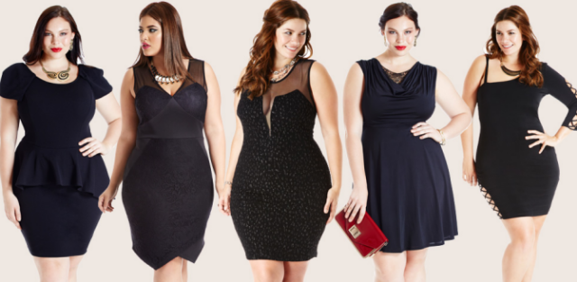 Plus-Size Clothing Shopping