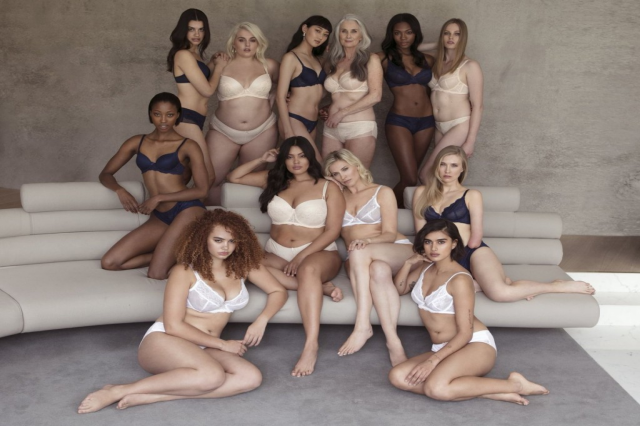 plus-size moments in 2018 - Models Body Diversity