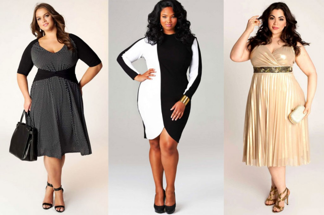 Plus-Size Woman's Guide to Dressing