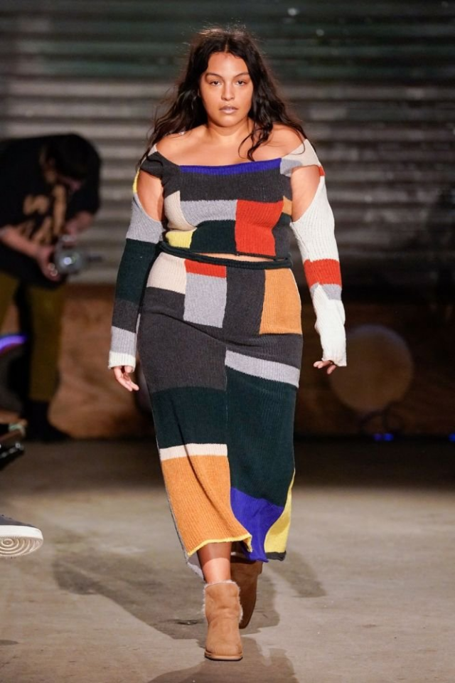 NYFW Fall 2019 - Eckhaus Latta