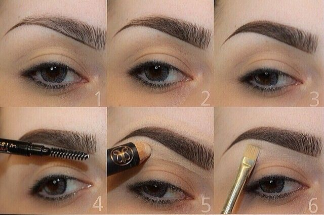 Makeup Tips - Eyebrows
