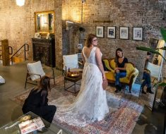 Ella & Oak's Pop-Up Store for Plus-Size Brides